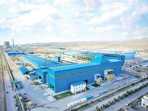بناب قطب تولید و صادرات فولاد
